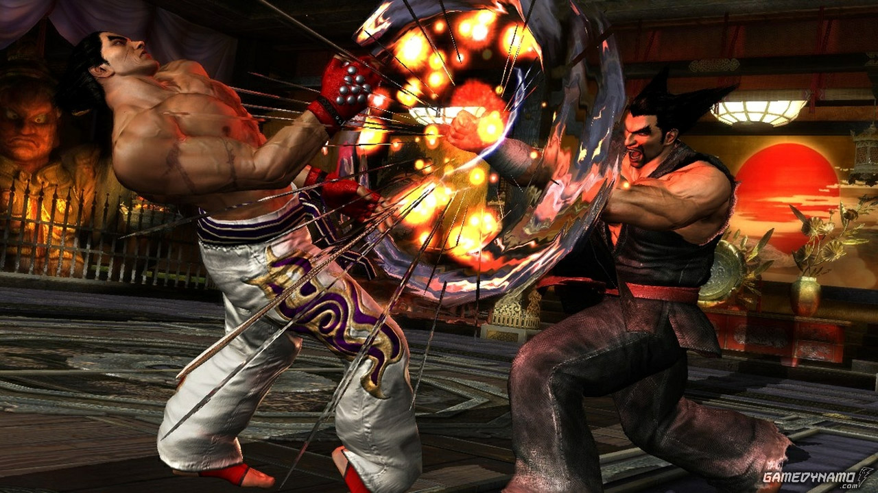 Tekken screenshot