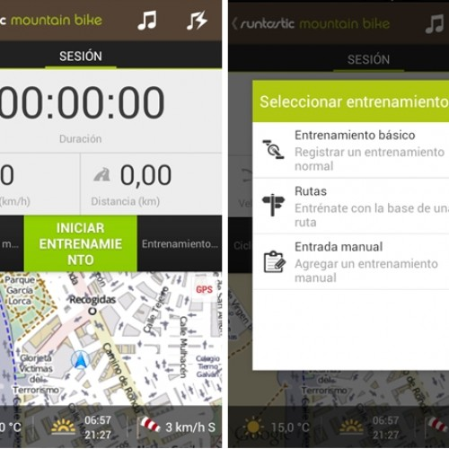 Mountain Bike, la mejor App para tu bici.