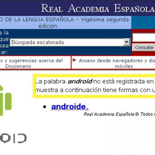 ¿Cómo se pronuncia Android? La manía de españolizarlo todo
