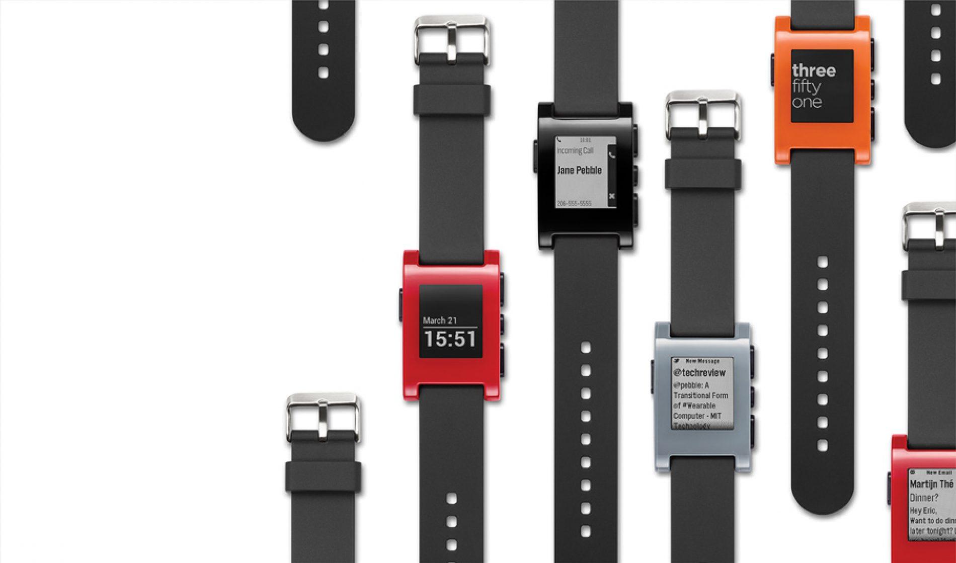 Nuevo nicho de mercado: Relojes inteligentes