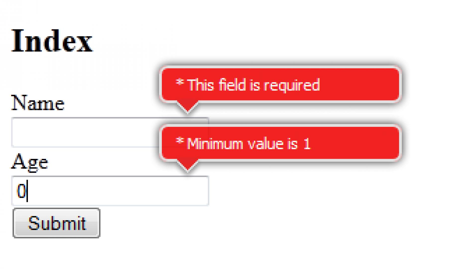 Validación de formularios con Jquery Engine: Instalación y cómo usarlo en 5 minutos