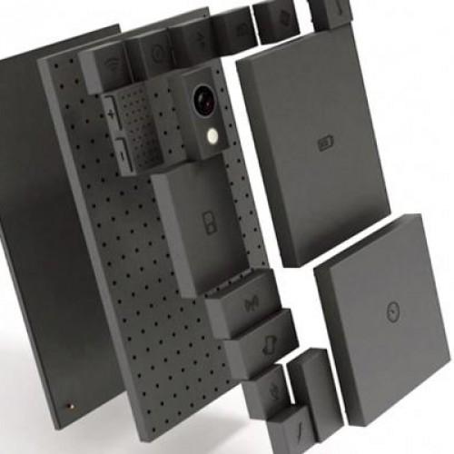 PhoneBloks: El teléfono por bloques hecho a tu antojo