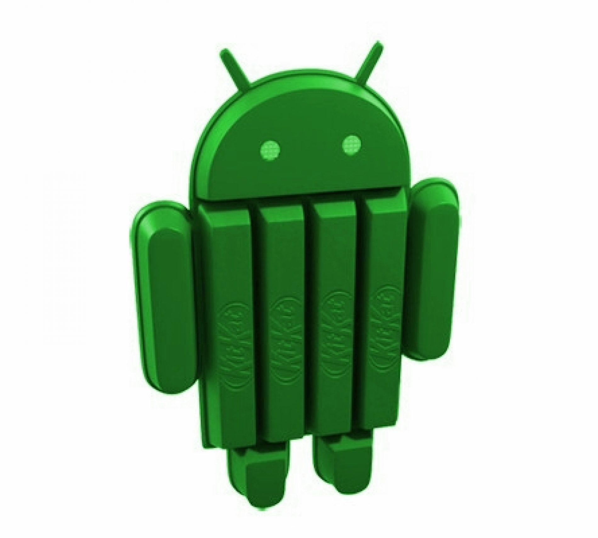 El nuevo Android 4.4 KitKat ya está entre nosotros