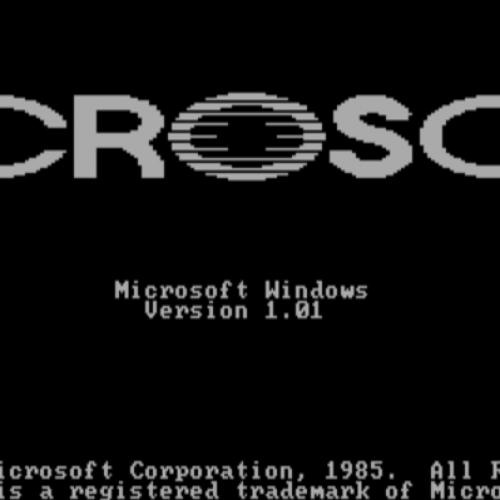 Celebra el 28 aniversario de Windows 1.0 con un emulador online