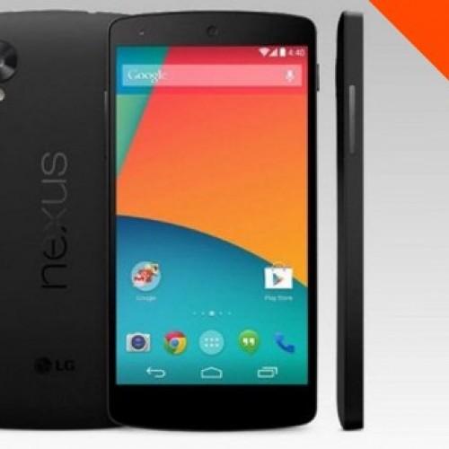 Google mejora en la distribución del Nexus 5 pero repite errores del pasado