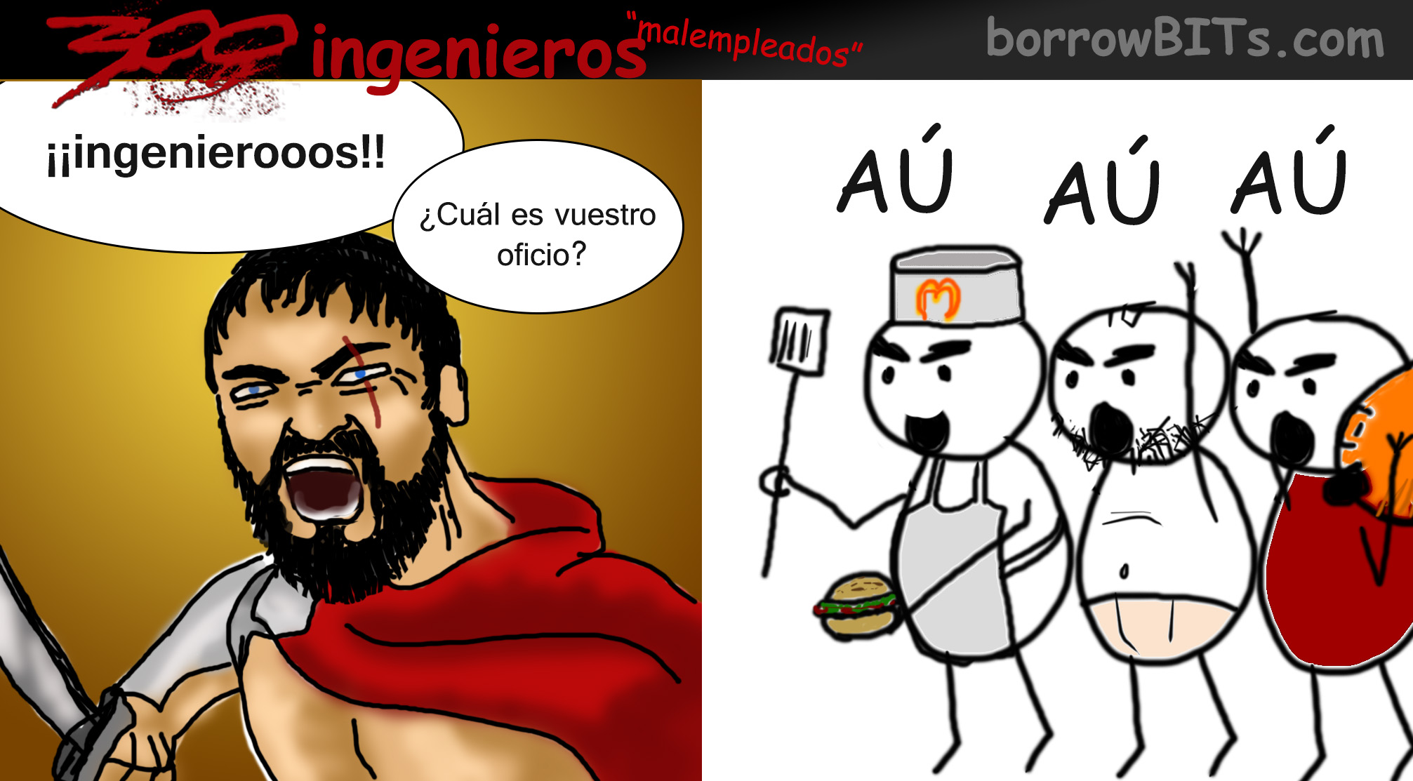 leonidas comic borrowbits