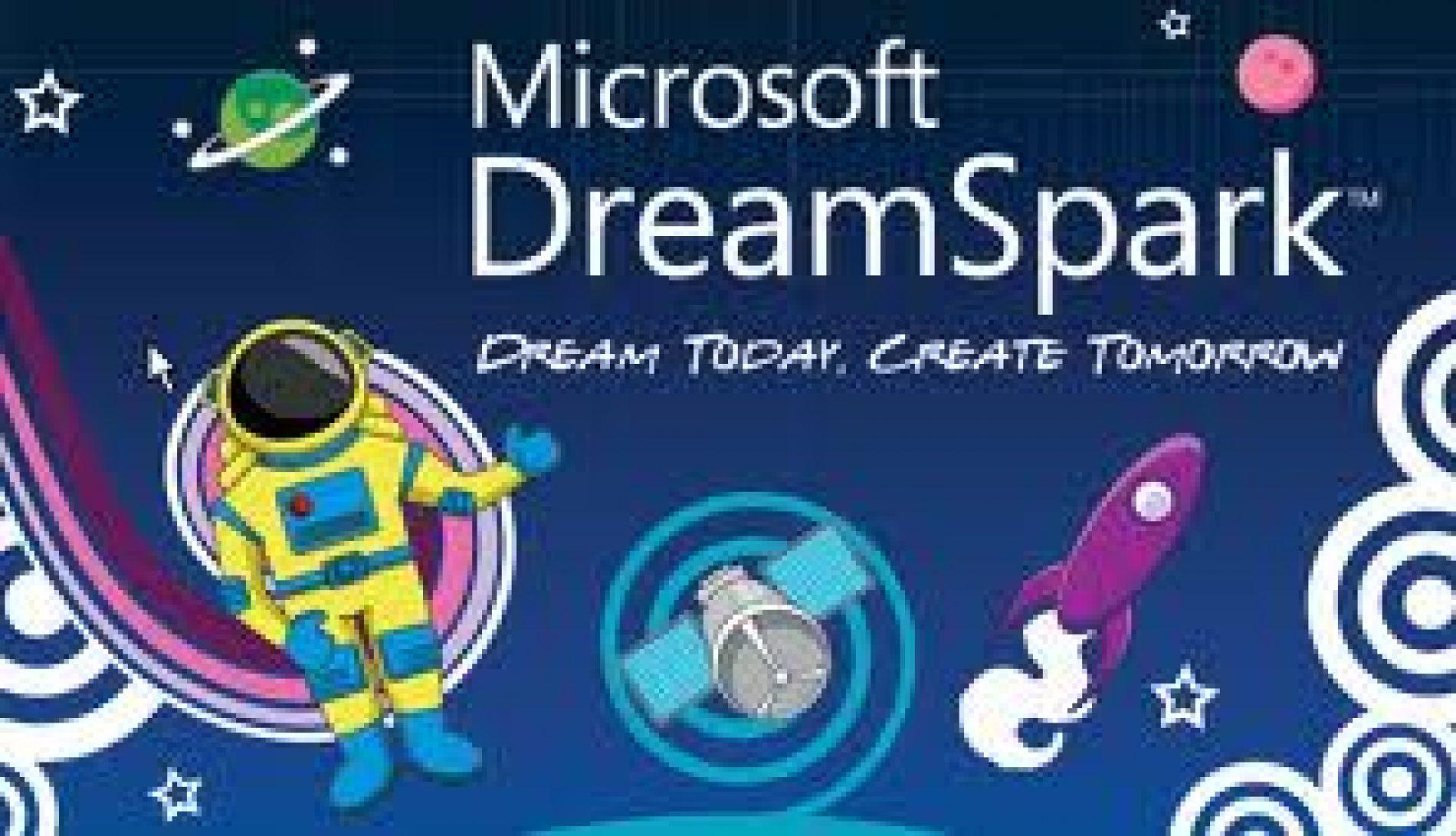DreamSpark: Software de Microsoft gratuito para estudiantes.