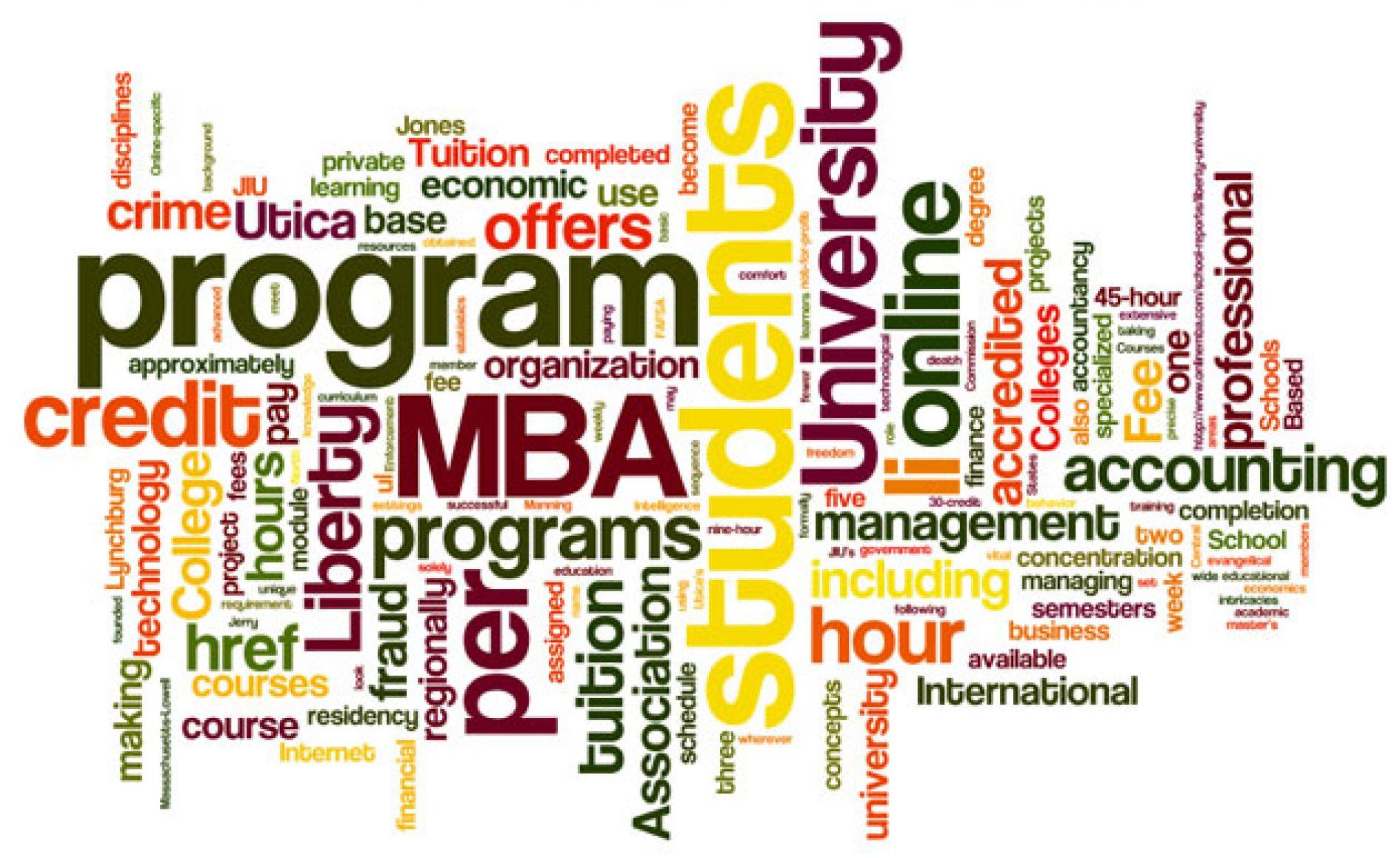 Los 4 pilares básicos de un MBA