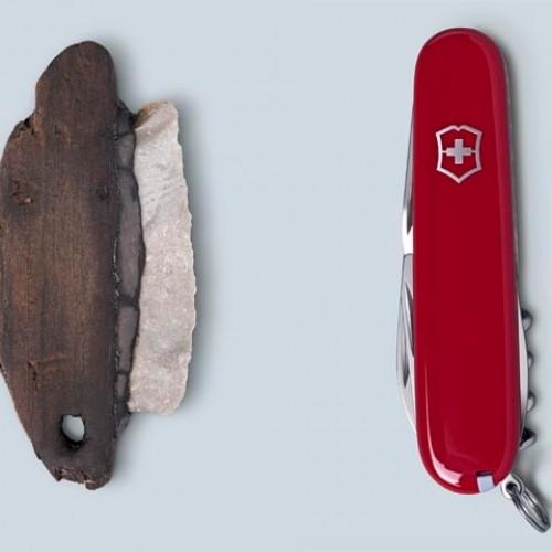 Tecnología de otro tiempo: Cuchillo Neolítico (3700 a.C)