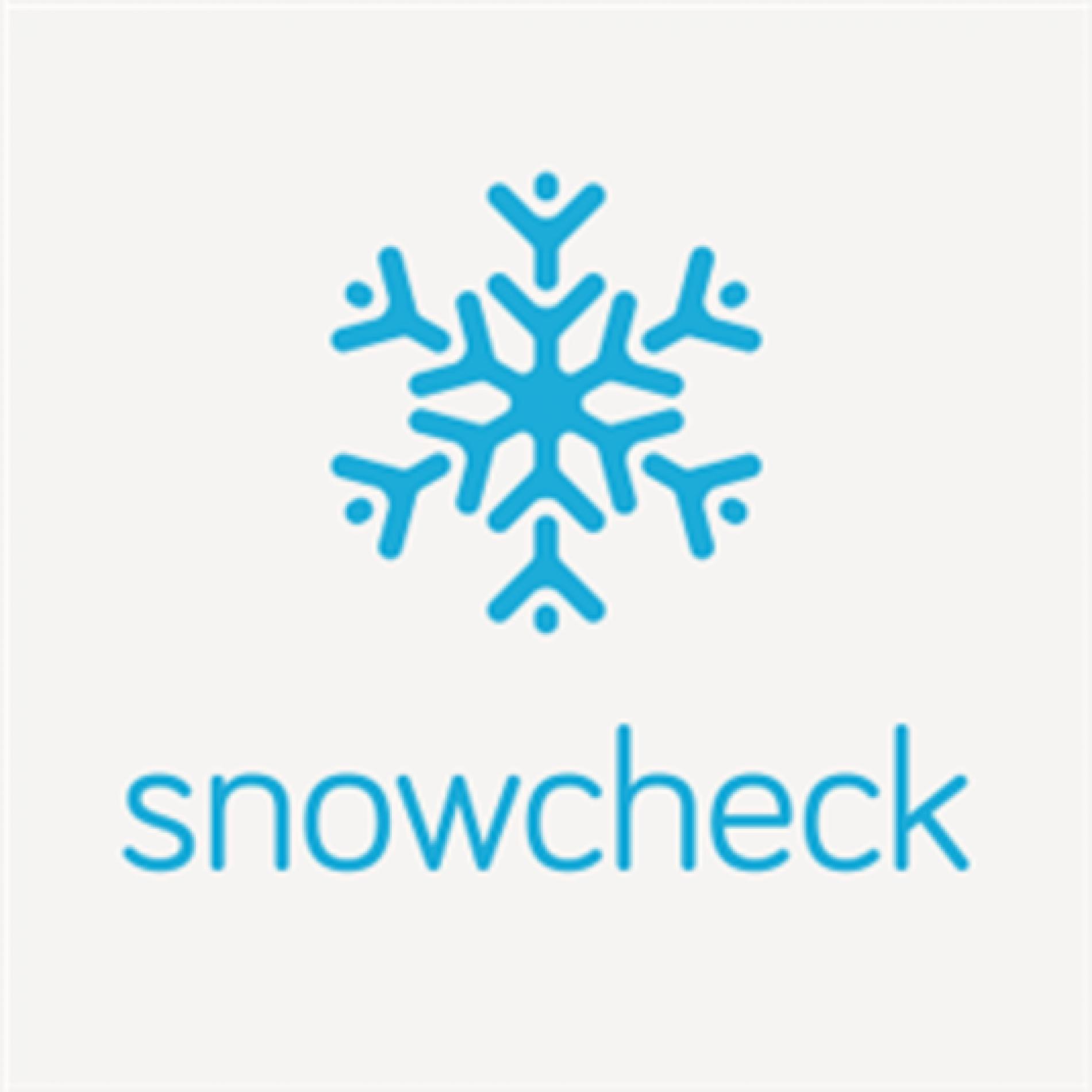 ¡Vete a la nieve con Snowcheck!
