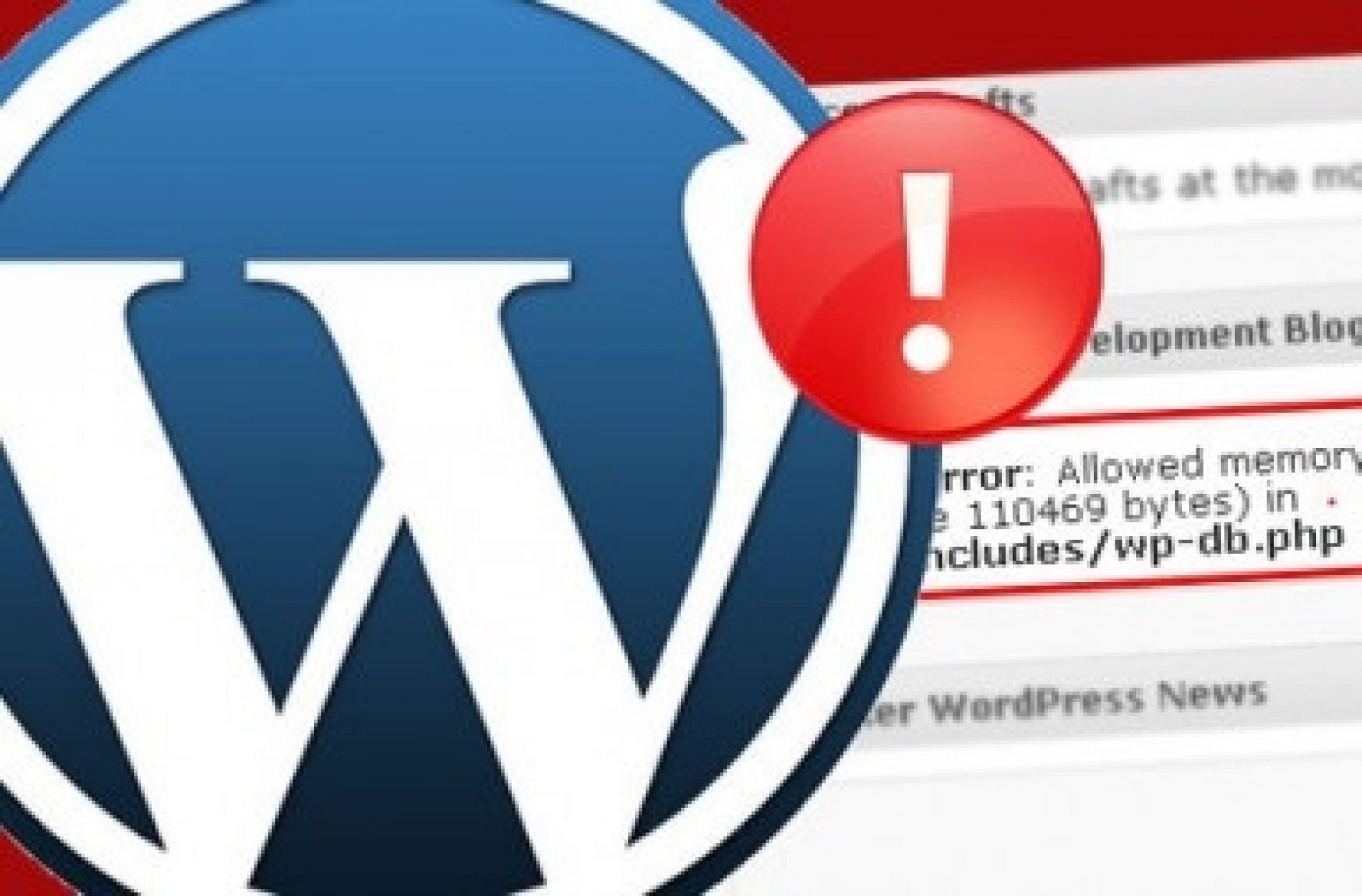 [WordPress] Fatal error: Allowed memory size of 73400320 bytes exhausted