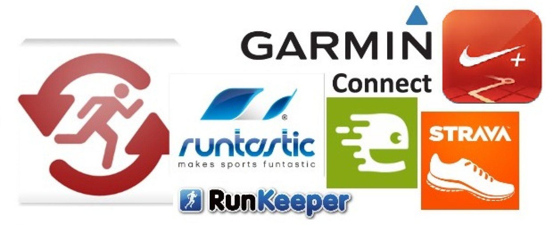 Sincroniza tus entrenamientos con Garmin Connect, Endomondo, Runtastic, RunKeeper, Nike+ y Strava de forma automática