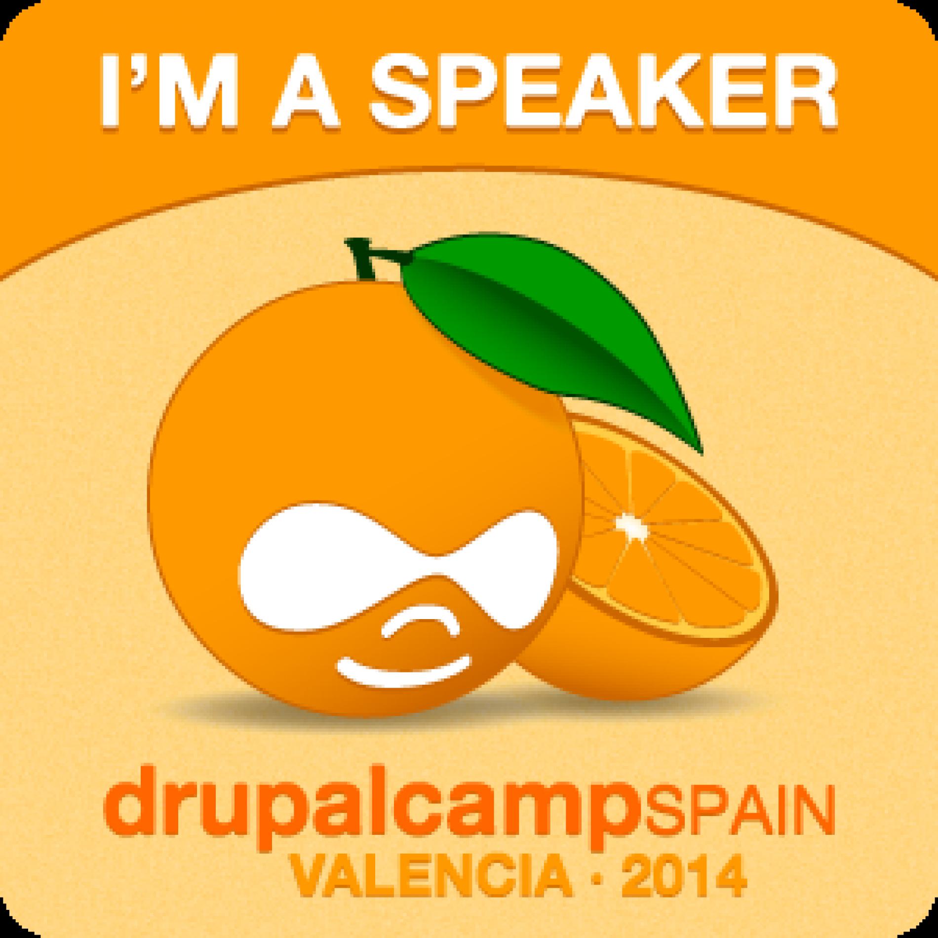 DrupalCamp Spain 2014