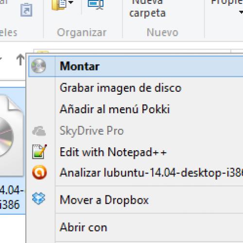 Truco: Cómo montar una Unidad Virtual en Windows 8