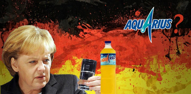 En Alemania no hay Aquarius