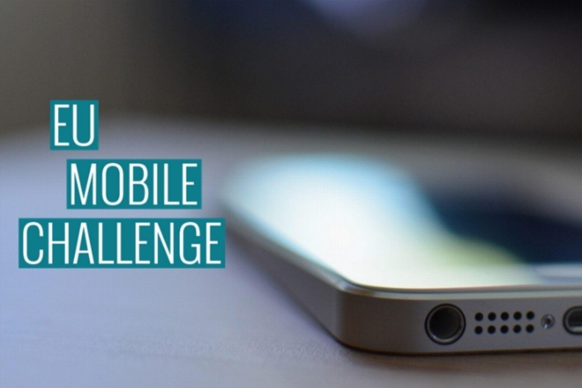 ¡Participa en EU Mobile Challenge!