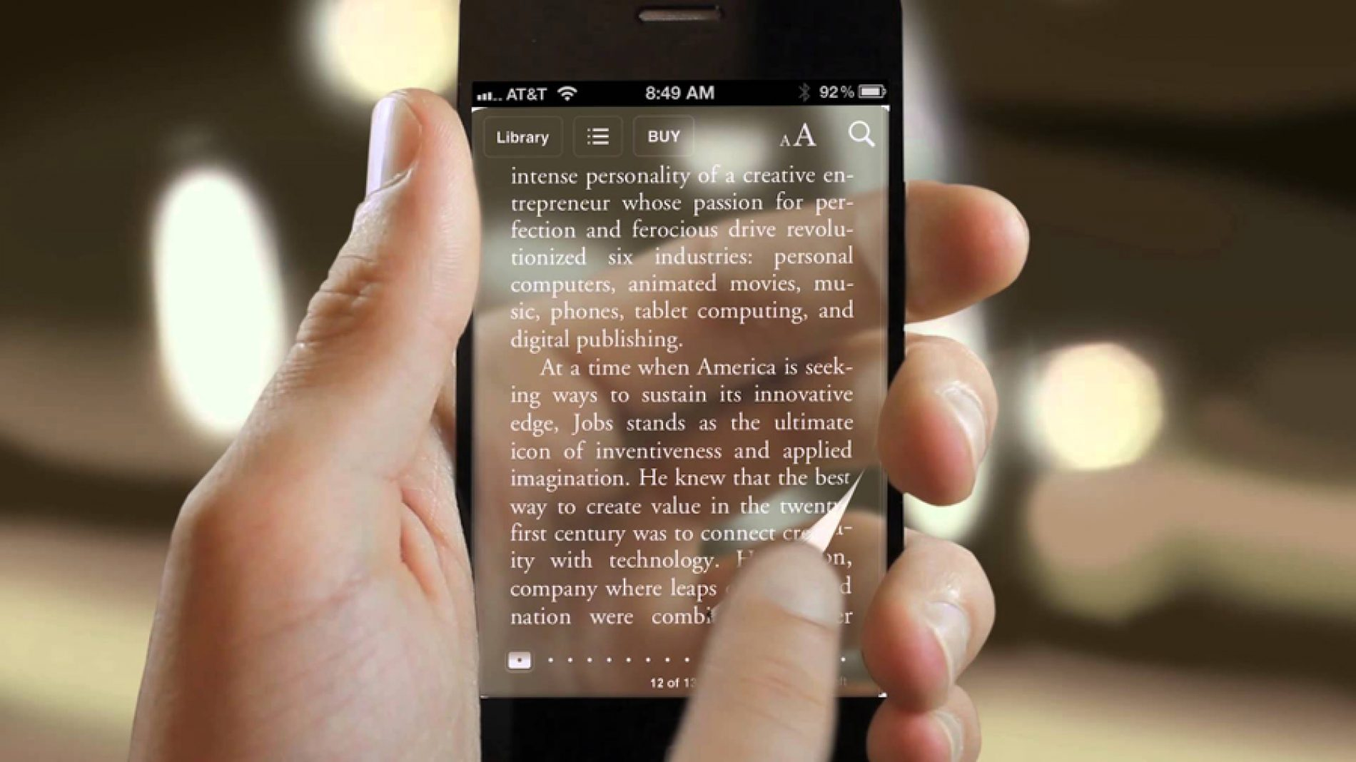 ¿Acercará el iPhone 6s al gran público la tecnología 4K?