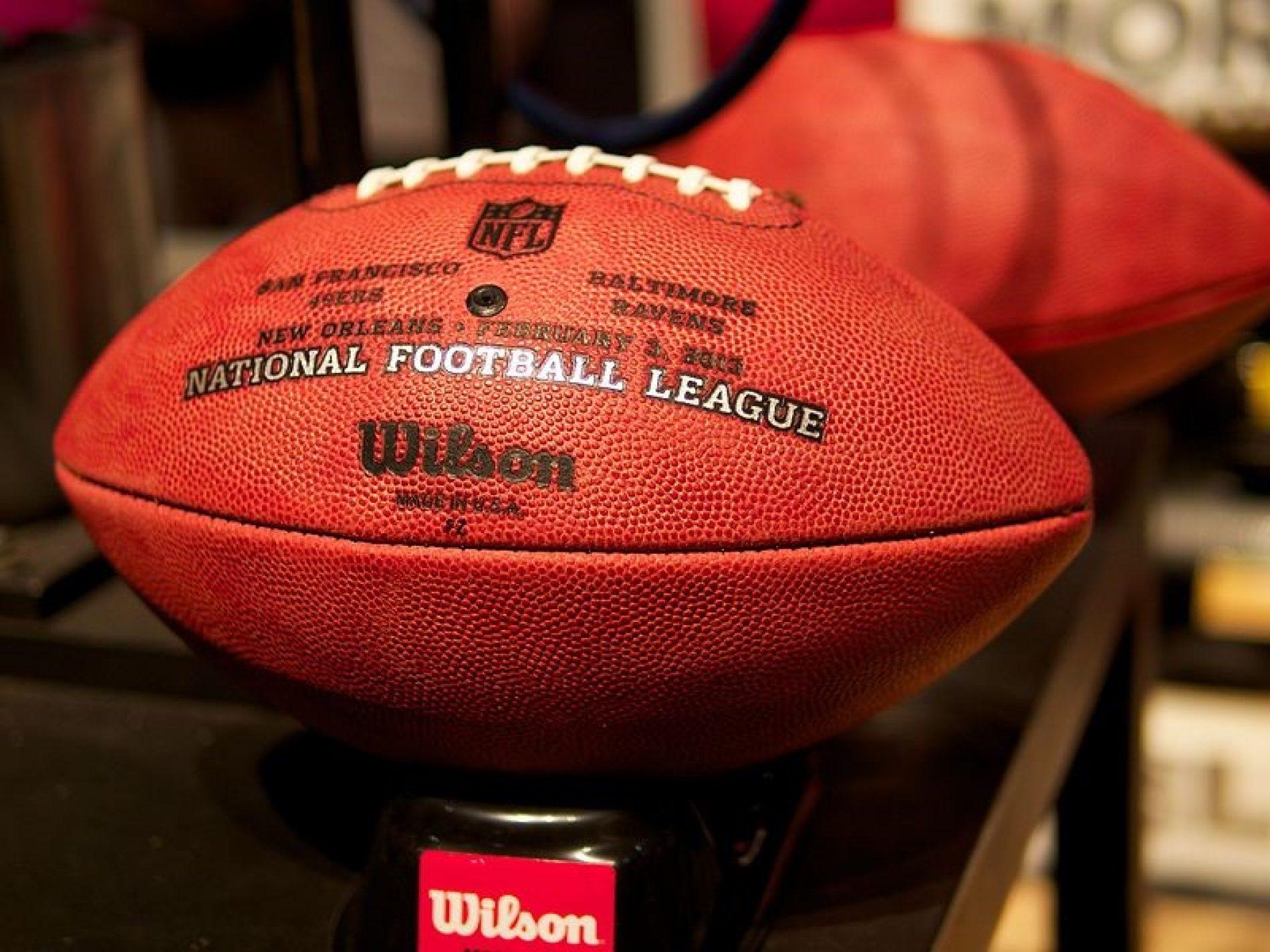 El balón inteligente podría llegar a la NFL