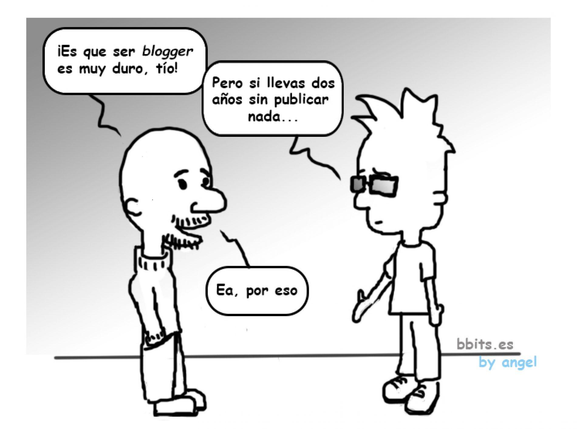 ¿Dónde demonios se han metido todos los blogueros?