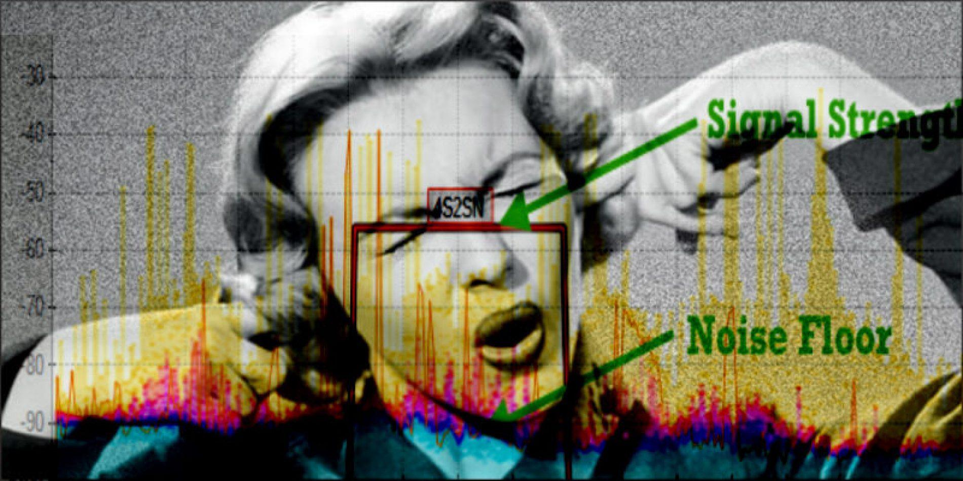 Noise Floor: ¿qué es y cómo afecta a los receptores de RF?